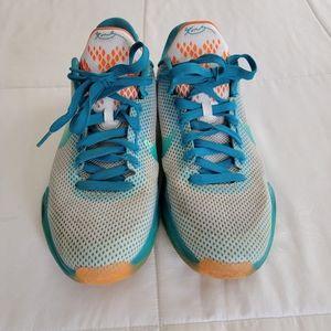 Nike Kobe 10 GS High Dive Basketball Sneakers, 7y